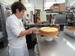 Vanilla Butter Cream Cake - Duane Park Patisserie