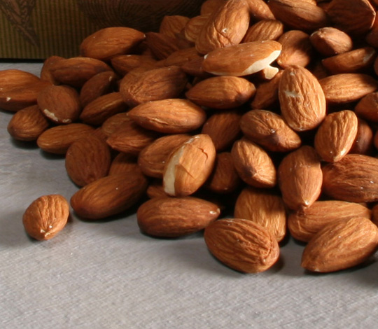 Almonds - Aphrodisiacs - Valentine's Day