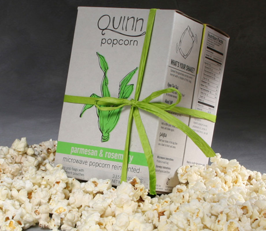 Quinn Popcorn Duo