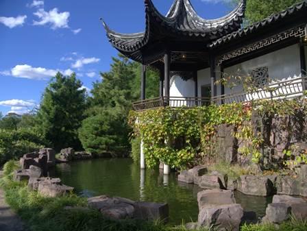 Chinese Scholars Gardens