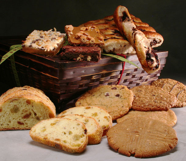 Bread and Sweets Basket