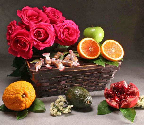 Three Part Harmony Tenor Red Roses