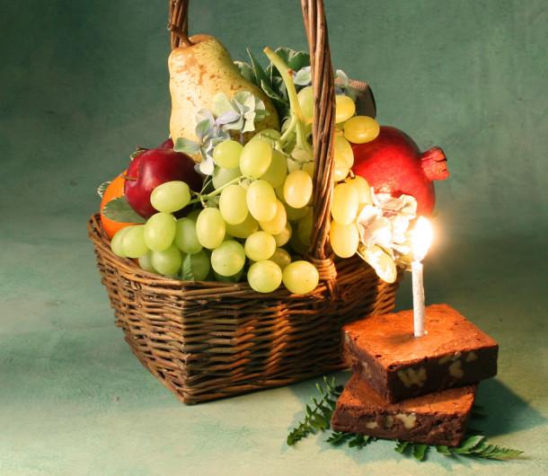 Birthday Basket 1