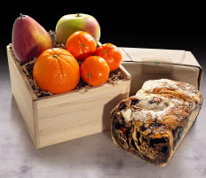 Bubbie's Box Babka Care Package $48