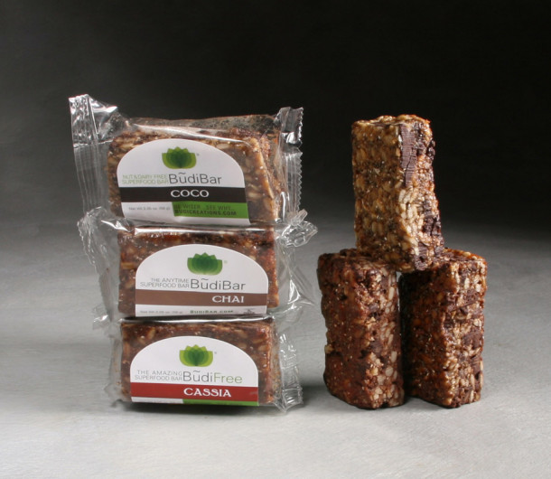 Budi Superfood Bars