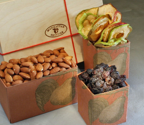 Dried Fruit and Nuts (3 items)