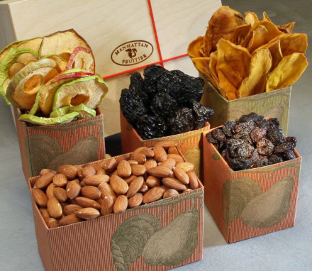 Dried Fruit and Nuts (5 items)