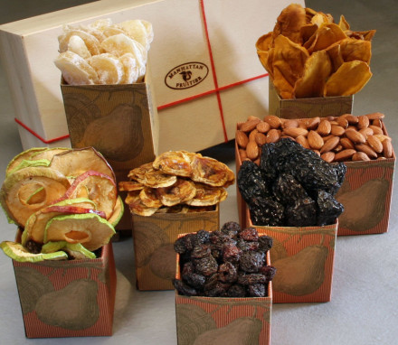 Dried Fruit and Nut Box (7 items)