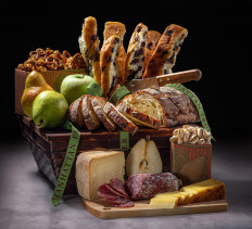Savory Sampler Basket $98