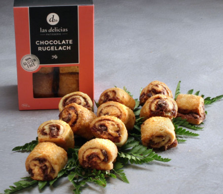 Kosher Chocolate Rugelach