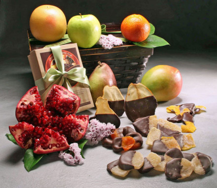 Good Tidings (Fruit & Chocolate)  $110