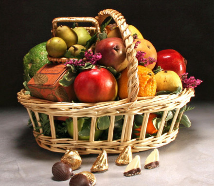 Gramercy Fruit Basket