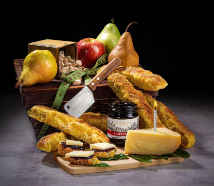 Have a Gouda Birthday Basket $80