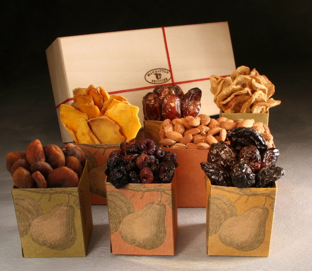 Dried Fruit and Nuts (7 items)
