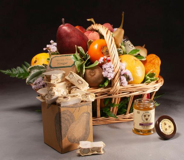 Kosher Honey Basket