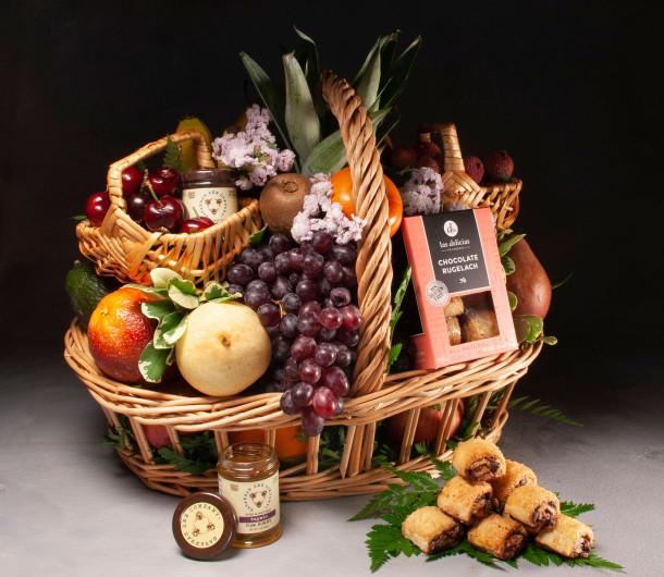 Lexington Kosher Fruit Basket