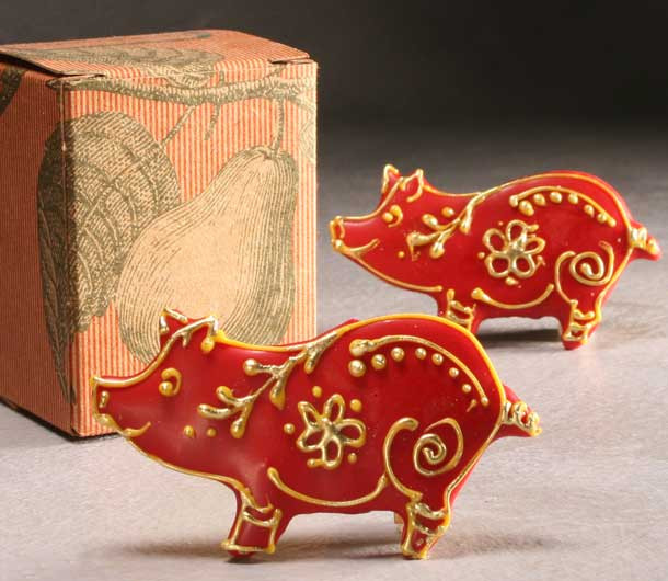 Lunar New Year Boar / Pig