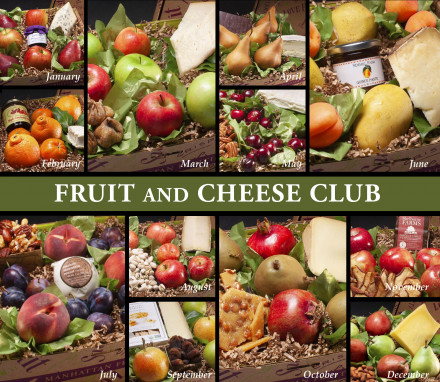 Fruit & Cheese Club $205+