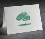Letterpress Card (Any Occasion)