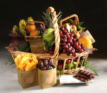 Organic Sutton Basket
