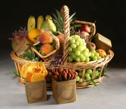Organic Lexington Basket