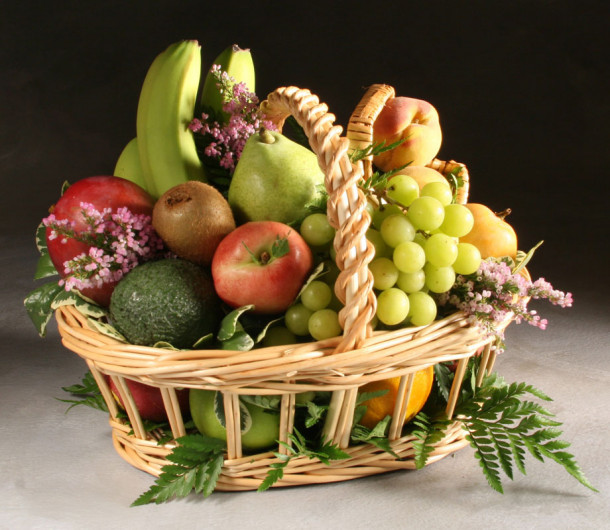 Organic Madison Basket
