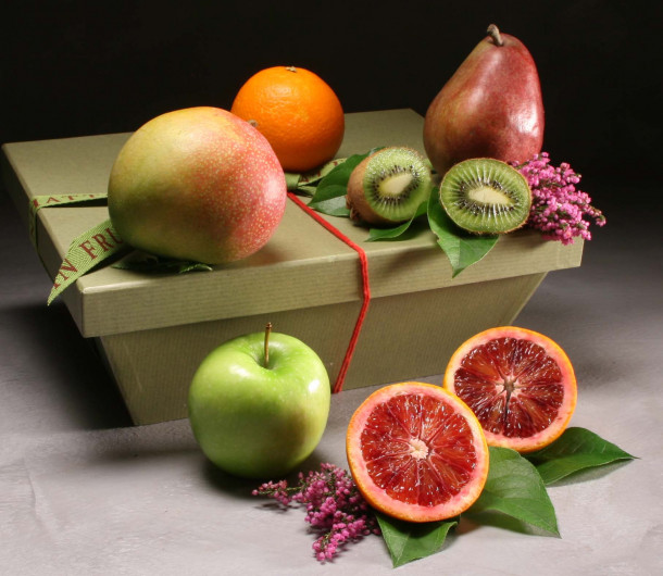 Organic Pippin All Fruit Hamper