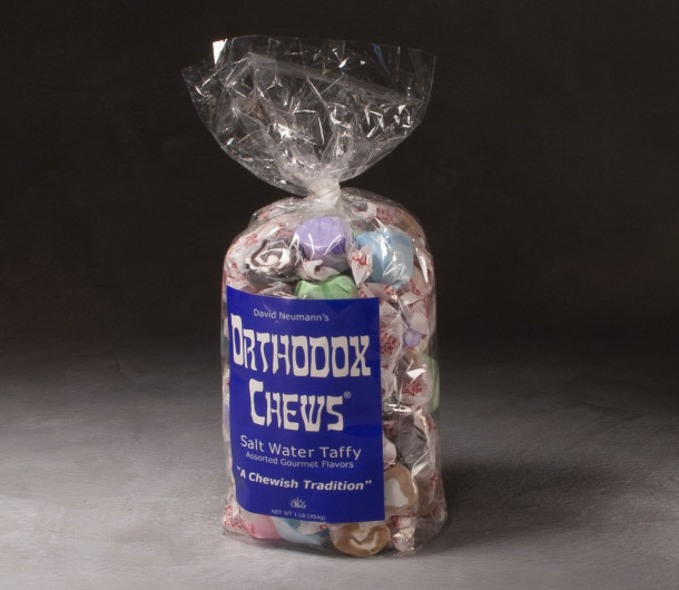 Orthodox Chews Salt Water Taffy $12