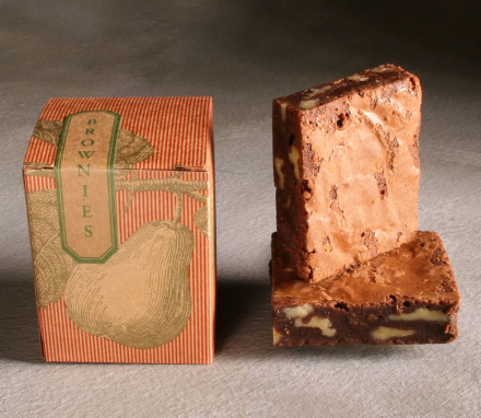 Walnut Brownies from Duane Park Patisserie