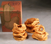 Dried Fruit - Organic Apple Rings 3 oz.