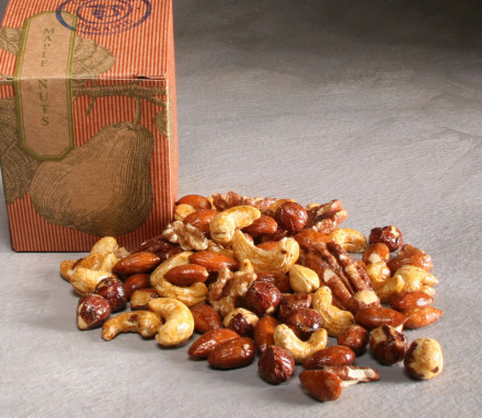 Organic Maple Glazed Nuts