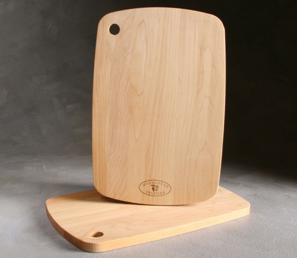 Maple Cheese Board