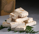 Honey Almond Nougat (kosher)