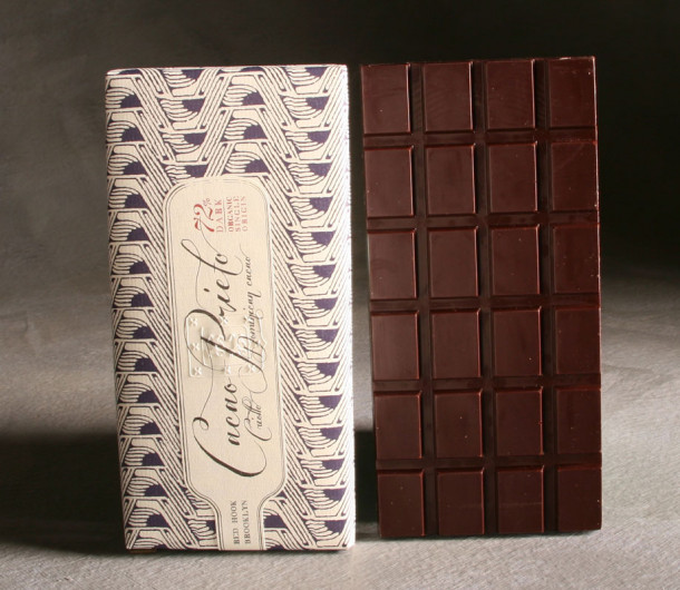 Organic Chocolate Bar from Cacao Prieto