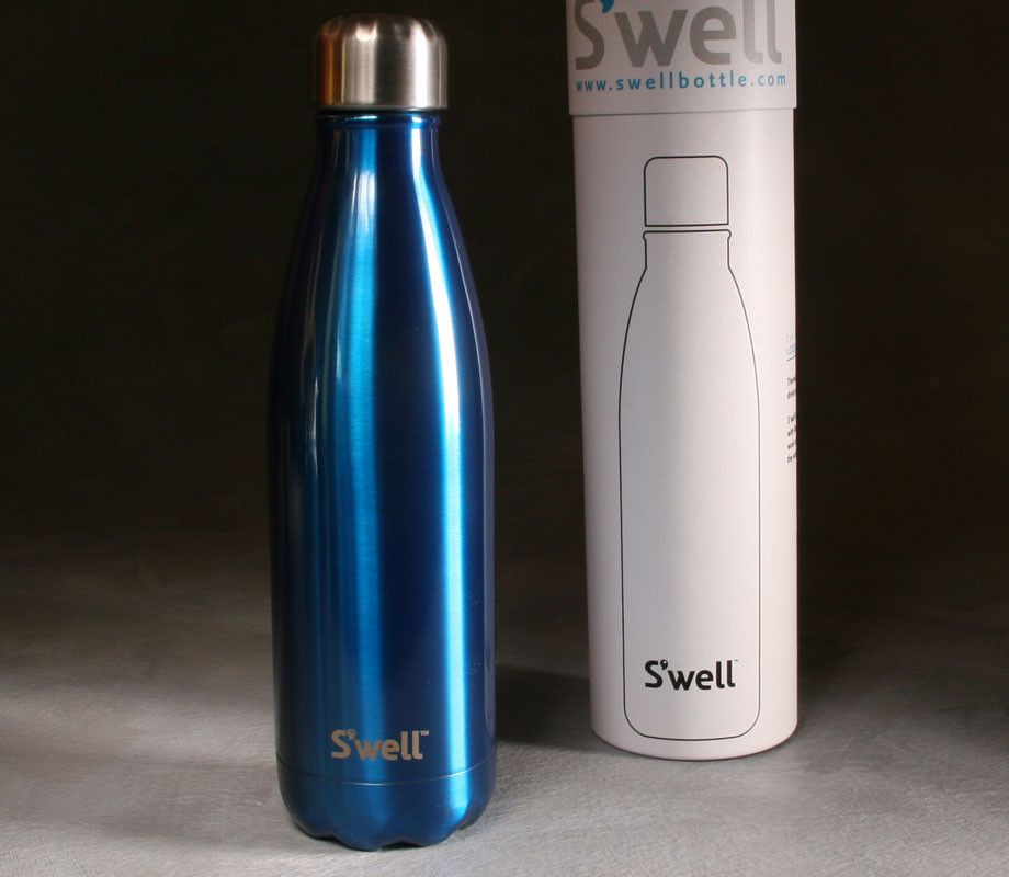 S Well Water Bottle