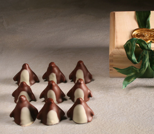 Chocolate Penguins