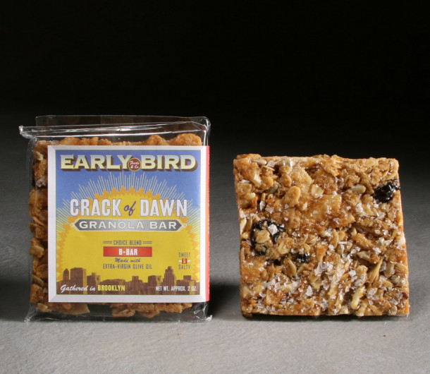 Granola Bar Trio by Early Bird