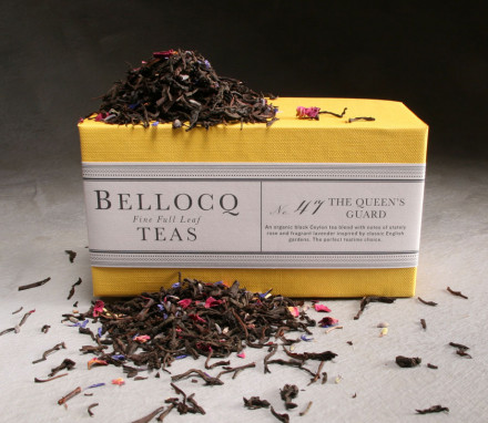 The Queen's Guard Tea Box by Bellocq Tea