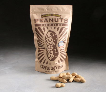 Roasted Peanuts from CB's Nuts