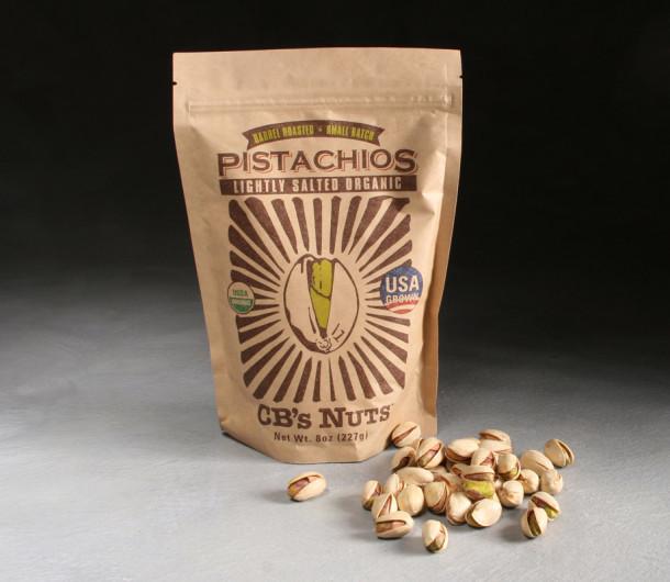 Organic Pistachios