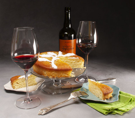 Lily's Peace Cake & Port Wine $76