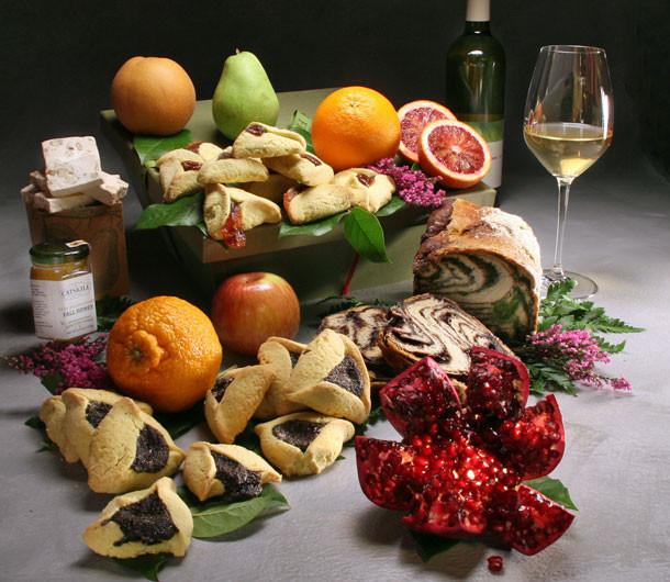 Purim Delight with Wine