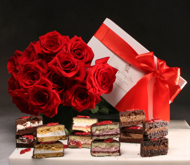 roses & ring dings