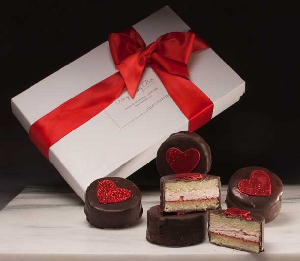 Valentine's Day Ring Dings