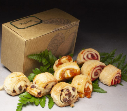 Rugelach (raisin and nut)