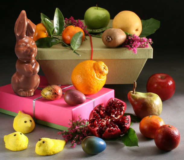 Hippety Easter Basket