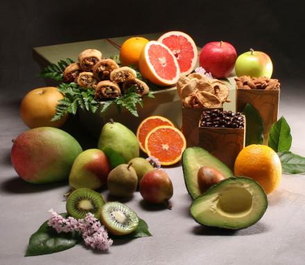 Corporate & Business Gift Baskets | Manhattan Fruitier