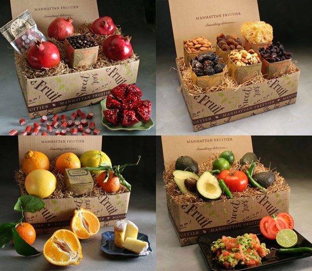 Taste of Manhattan Fruitier Gift Food Club