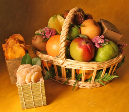Tropical Fruit Basket 2
