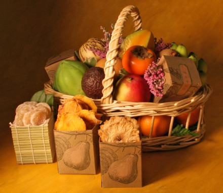 Tropical Fruit Basket 3